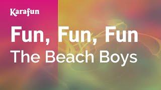 Karaoke Fun, Fun, Fun - The Beach Boys *