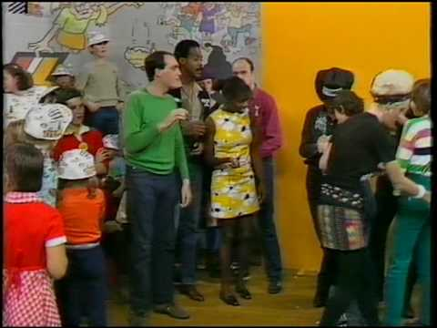 Tiswas - The Phantom Flan Flinger - Annie Lennox, Darts
