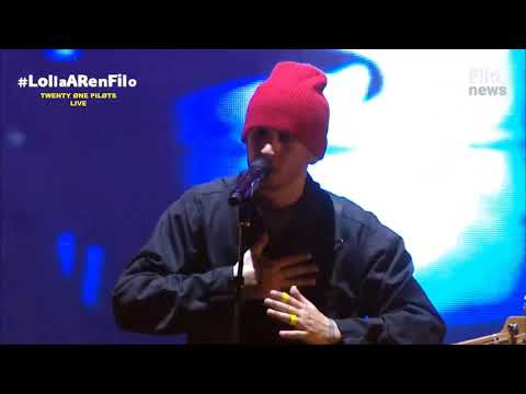 "Twenty One Pilots - ""Chlorine"" Live (Lollapalooza Argentina 2019)"