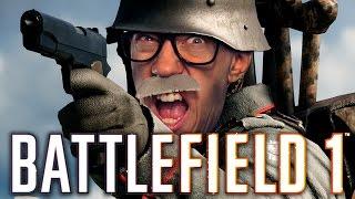 ER IST WIEDER DA | Battlefield 1