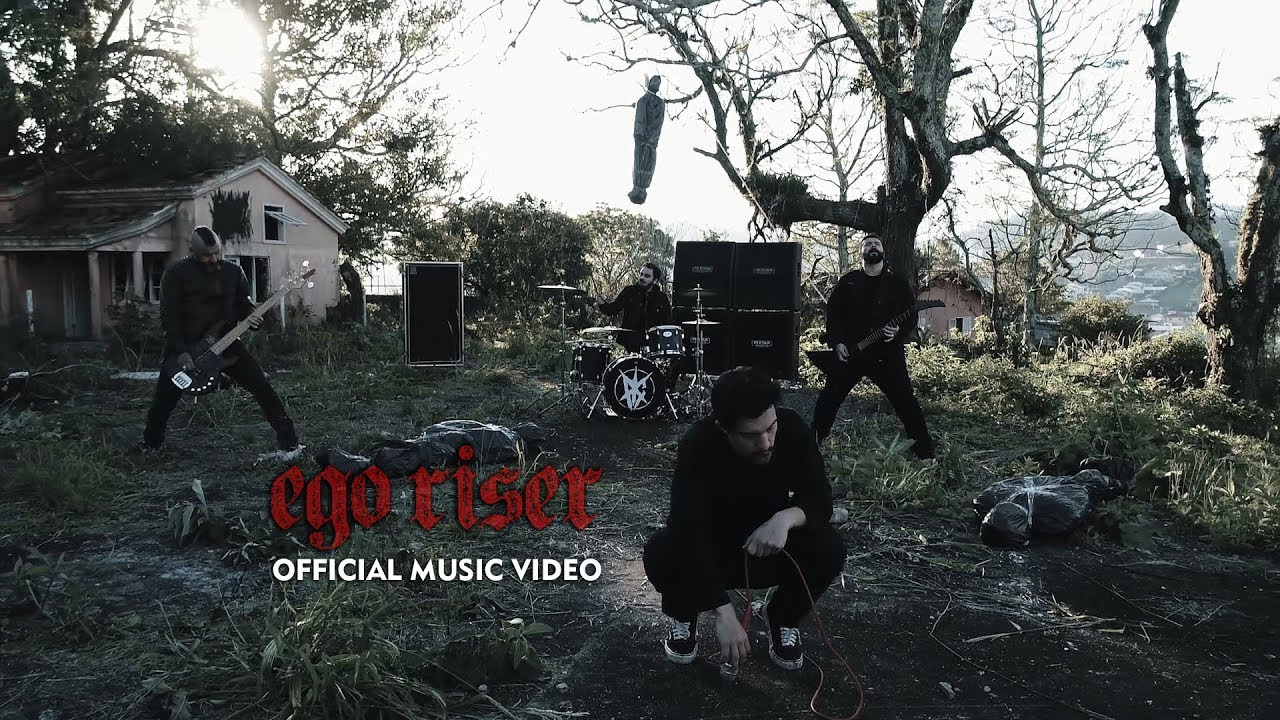 Exibindo miniatura de vídeo Rest In Chaos - Ego Riser (Official Music Video)
