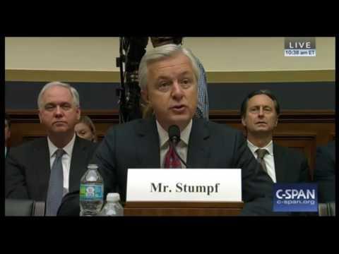 Rep Carolyn Maloney DESTROYS Wells Fargo Ceo John Stumpf For Dumping Stocks & Illegal Sales