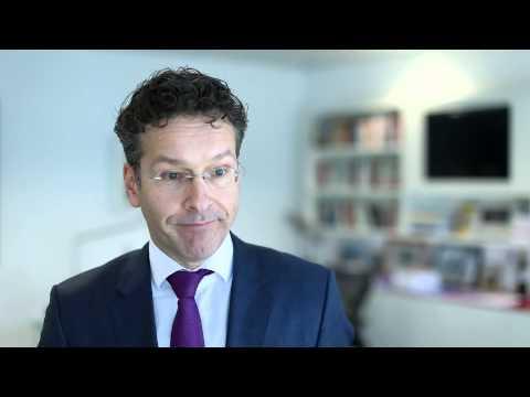Interview Jeroen Dijsselbloem