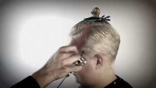 Miley Cyrus and Pink Haircut Step by Step Easy to learn (Popular short pixie-style haircut)