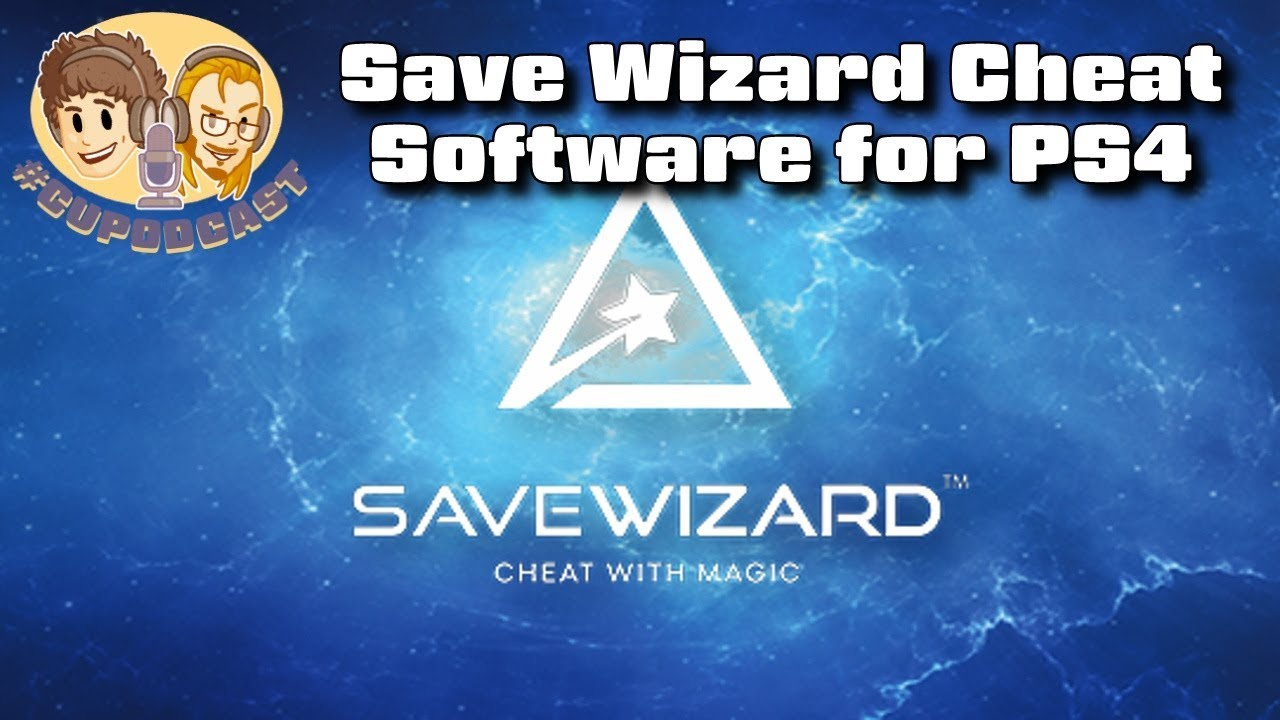 Ps4 cheat engine save wizard