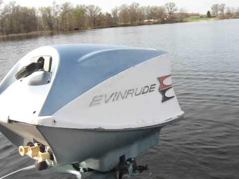 1961 Evinrude Sportwin 10hp Outboard Motor Doovi