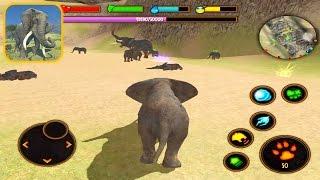 Clan Of Elephants Defeat Boss Elephant IOS Gameplay Newbie Gaming