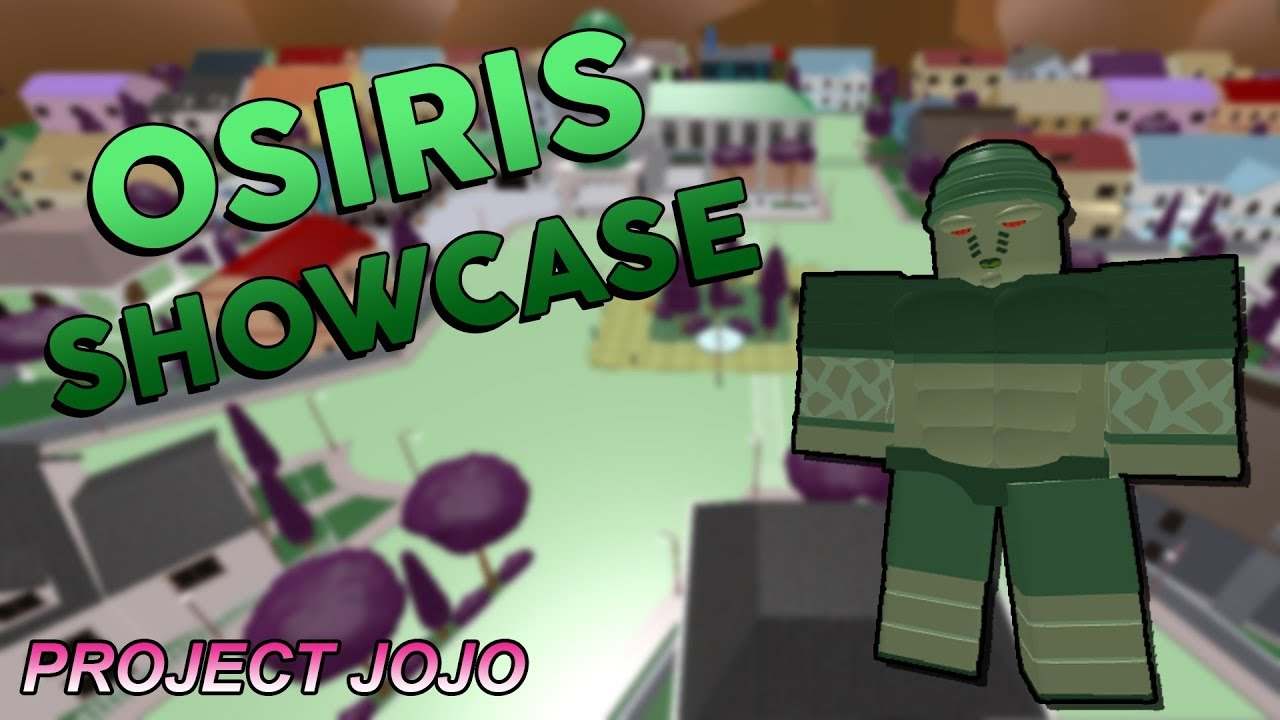 Osiris Showcase - Project JoJo