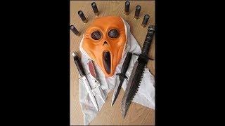 The Scream Mask Killer