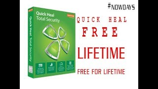 how to activate Quick Heal Total Security Lifetime 2019     #9