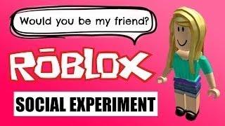 Roblox Bloxburg social experiment (fail)