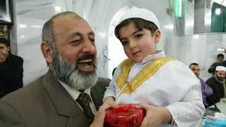 حفل تكريم حفظة القرأن الكريم في مسجد البراء خيارة دنون