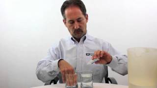 Chlorine in Tap Water - Watch How Fast It Absorbs into Your Skin