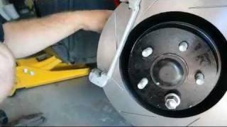 seriousmf brake conversion for dodge challenger charger