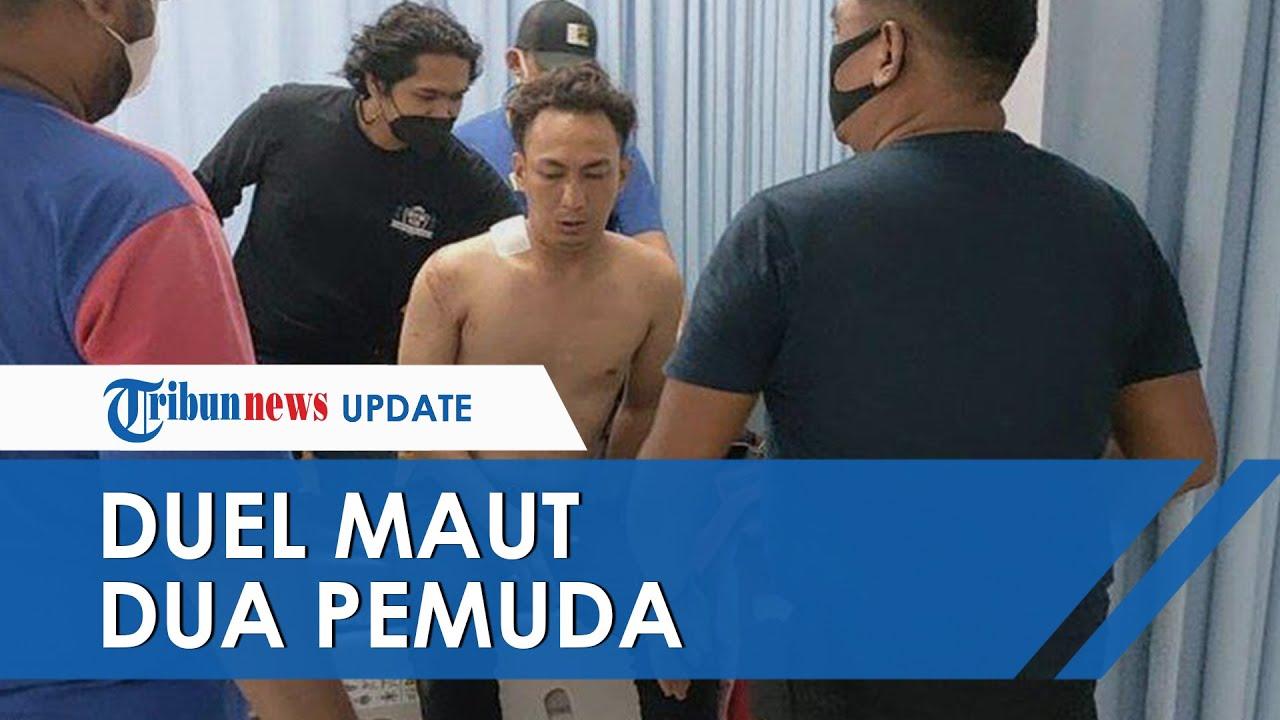 Kronologi Duel Maut 2 Pemuda di Palembang, 1 Tewas Terkena Sabetan Parang