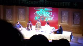Kanada Raja Pandharicha | Mahesh Kale & Rahul Deshpande Jugalbandi | Marathi Song