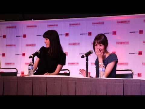 BUTA DOMO! & Fake Translators  Koshimizu Ami and Ryoka Yuzuki Best of Moments AX2014