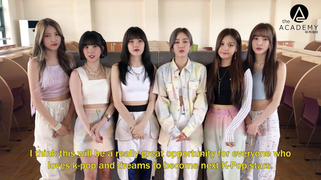 Kpop Boot Camp Seoul X Australia 2019 - GFRIEND Shoutout