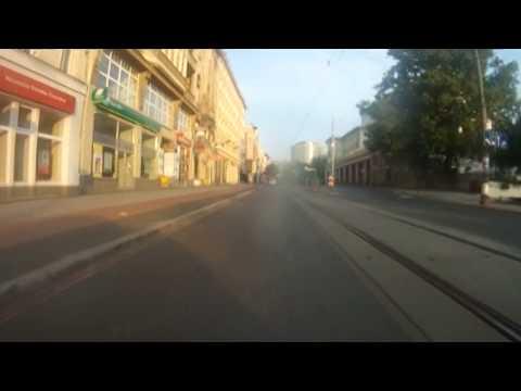 Poznań Business Run 2014 - Przegląd trasy biegu