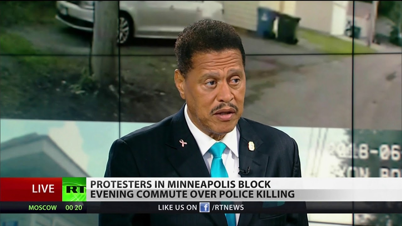 Protest Continue in Minneapolis Over Police Shooting