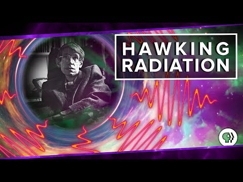 Hawking Radiation | Space Time