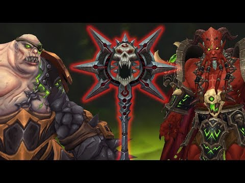История Проклятого Пожирателя. Warcraft | Вирмвуд