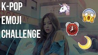 THE ULTIMATE KPOP EMOJI CHALLENGE !!
