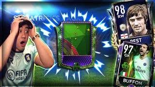 ST PATRICK DAYS MASTER PULL!! FIFA MOBILE 19 ST PATRICK DAY BUNDLE OPENING TWO PRIME ICONS!!