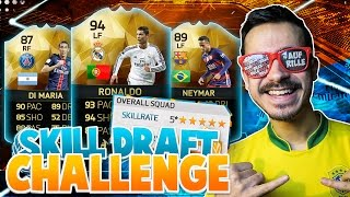 FIFA 16 : SKILL DRAFT #1 - LETS SKILL 2.0 !! [TEIL 1/?]
