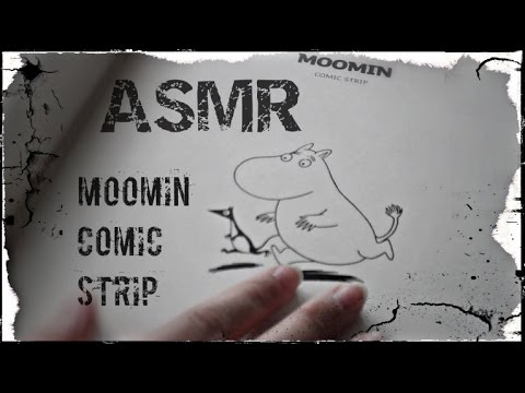 ~*ASMR*~ Moomin Comic Strip