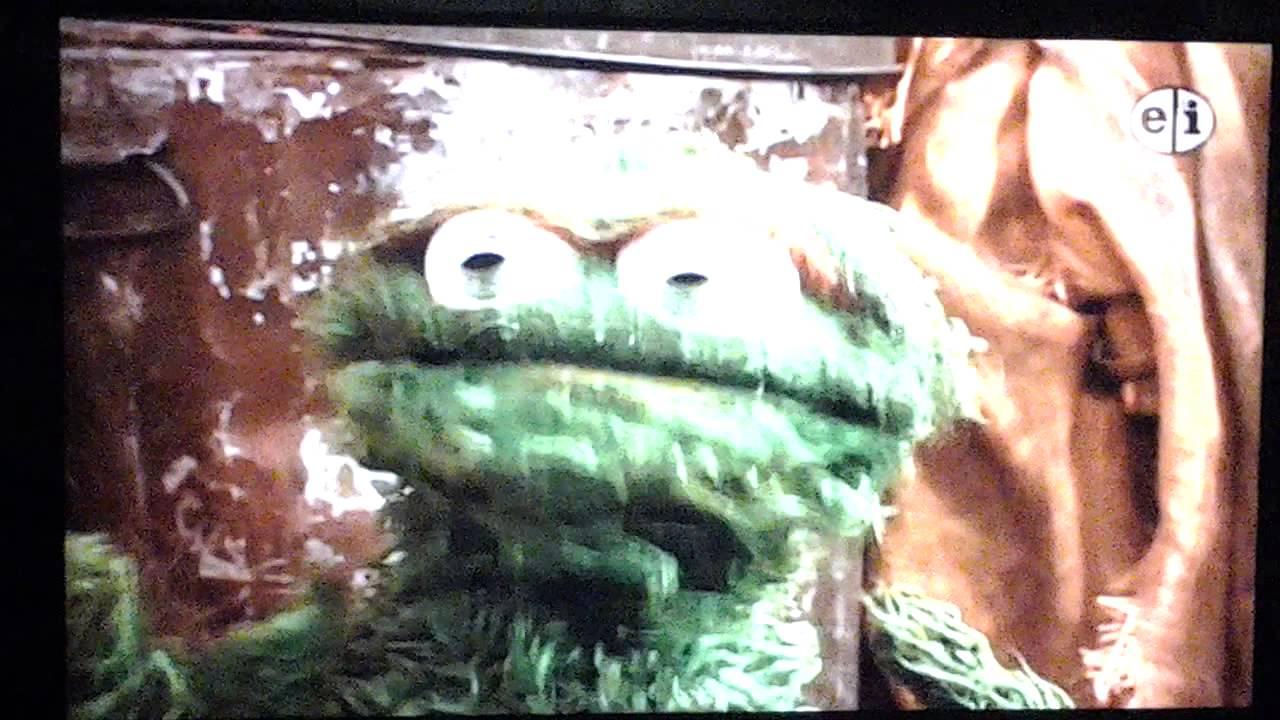 Sesame Street Season 45 Oscar The Grouch Episode