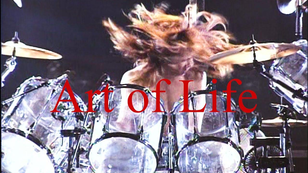 ART OF LIFE - X JAPAN (Full ver 30 min) - Live at TOKYO DOME - Dec 31