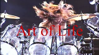 ART OF LIFE - X JAPAN (Full ver 30 min) - Live at TOKYO DOME - Dec 31