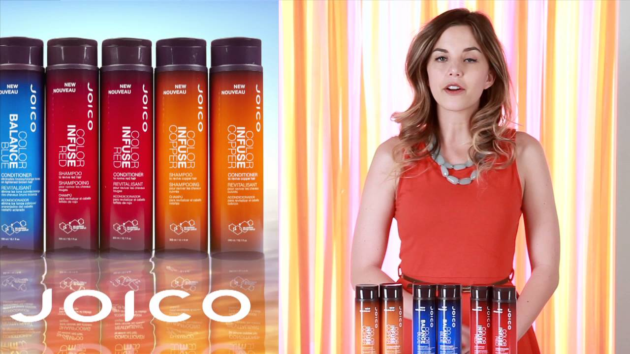 #LaunchpadLikes: Joico Color Refresh and Color Balance Shampoo and  Conditioner