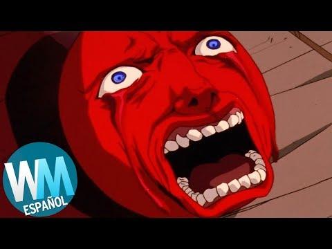 ¡Top 10 MONSTRUOS Más Temibles en Anime!