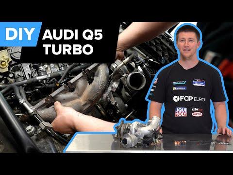 Audi Turbo Replacement DIY (2009-2017 Audi MLB A4, A5, S5, allroad, Q5)