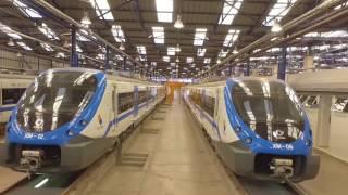Servicio Metrotren NOS y Metrotren Rancagua