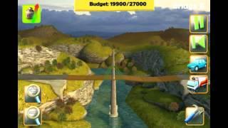 Bridge Constructor Level 6 Walkthrough ( Iphone, Ipod, Ipad ) Westlands