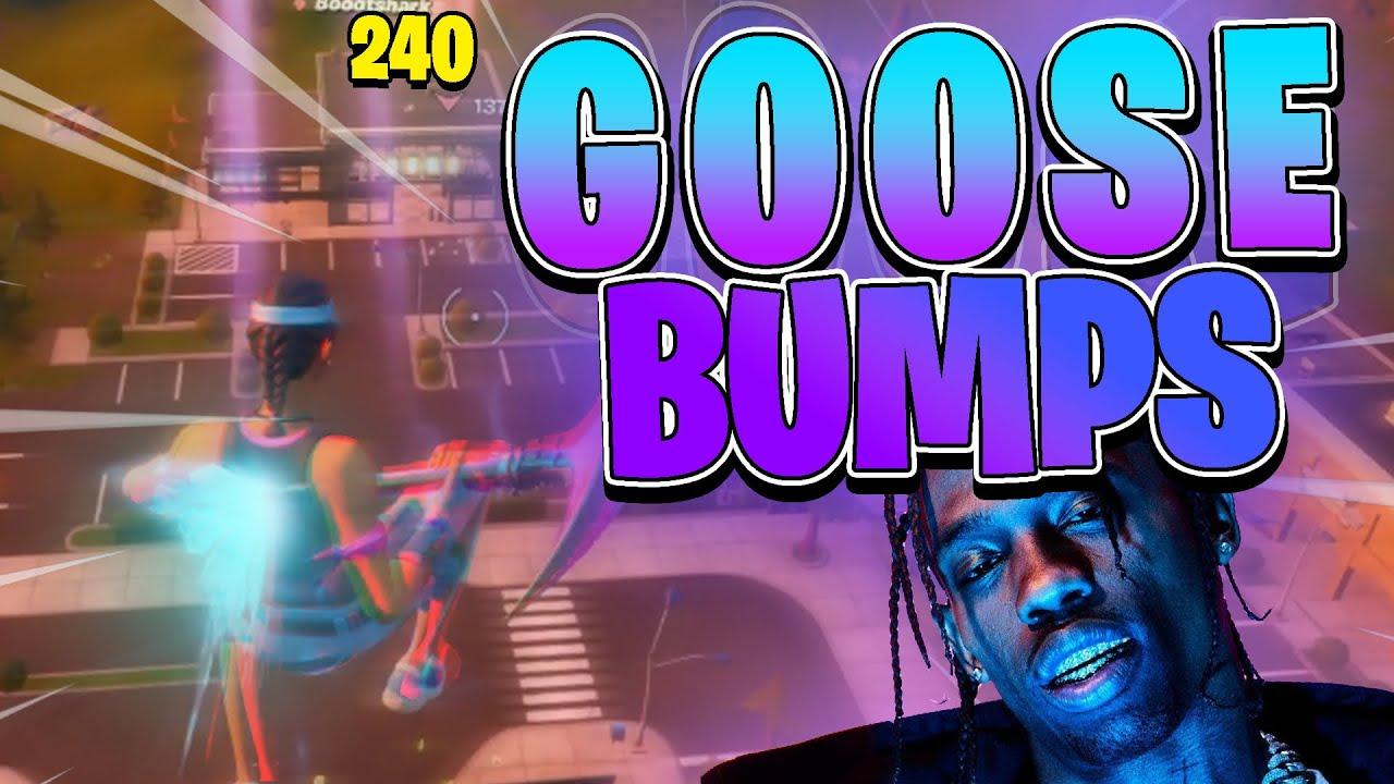"Fortnite Montage - ""GOOSEBUMPS"" 🕷️ (Travis Scott)"