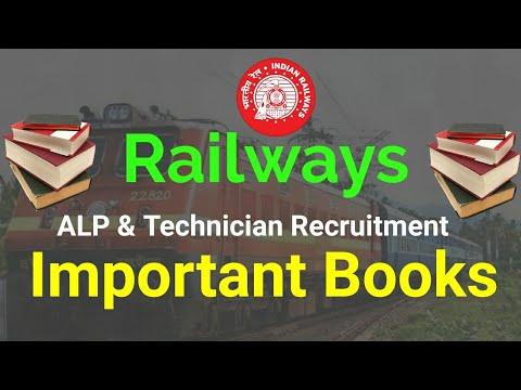 Books   Railway   ALP/Technician Post