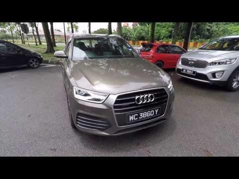 2017 Audi Q3 2.0 Quattro Full Review Malaysia