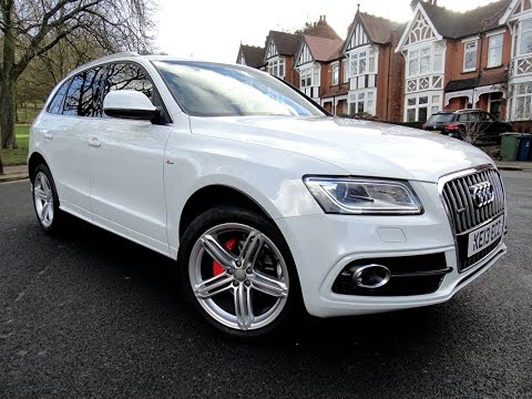 2013 audi q5 2 0tdi s line plus quattro auto youtube. Black Bedroom Furniture Sets. Home Design Ideas