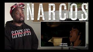 Narcos REACTION - 1x2