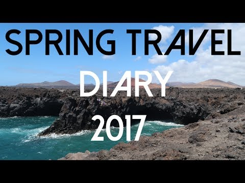 You Went WHERE? || Spring Travel Vlog 2017 || London, Germany & More | Sophie Wilson