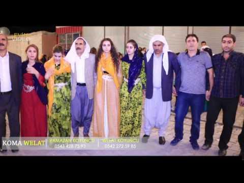 DAWETA ZEKİYE & FAYSAL PART 1 FOTO EVİN & KOMA WELAT