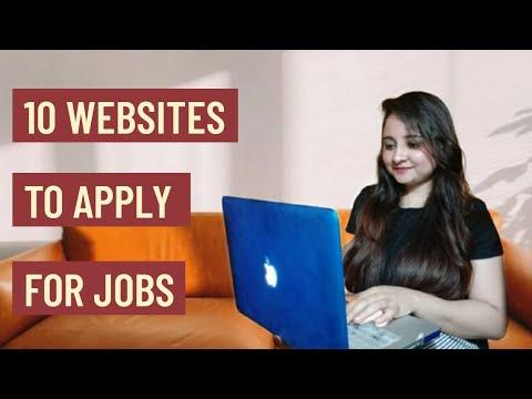 Best Websites to apply Job |10 Best Job Search Sites to find Employment Fast|Best Job Search Website