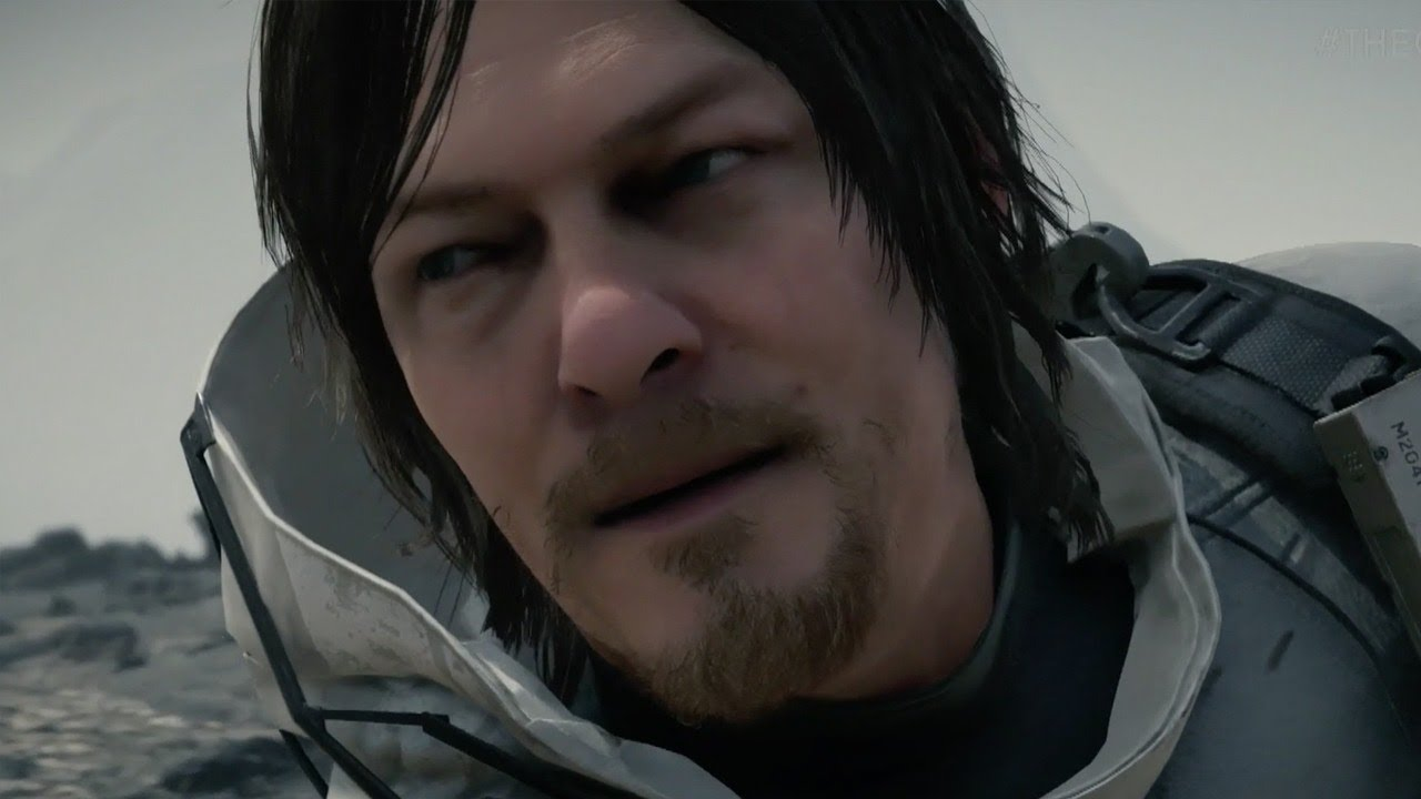 Death Stranding Trailer The Game Awards 2017 Youtube