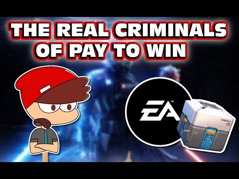 EA vs Consumers And Why We Haven't Won yet