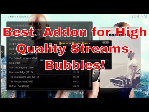 The BEST addon for 1080p Streams in Kodi...