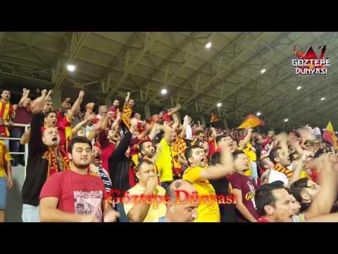 Haydi Bastır Şanlı Göztepe / Göztepe 2-0 Boluspor #GöztepeDünyası
